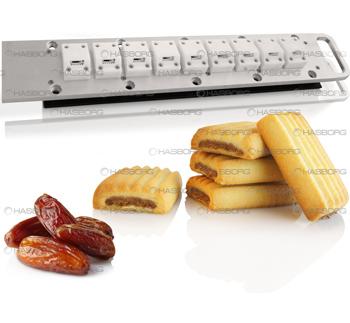 idealne rozwiązanie do ciastek z nadzieniem półtwardym