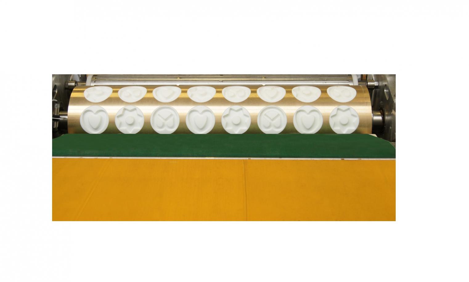 Валковая машина ROYAL ROLLS